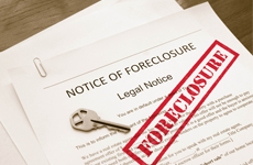 Foreclosure paperwork