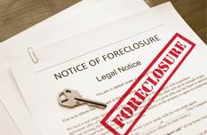 Foreclosure paperwork